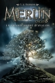 Couverture Merlin, cycle 3, tome 1 : Le grand arbre d'Avalon Editions Nathan 2017