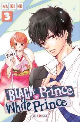 Couverture Black Prince & white Prince, tome 03
