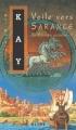 Couverture La Mosaïque de Sarance, tome 1 : Le Chemin de Sarance / Voile vers Sarance Editions Alire 2015