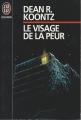 Couverture Le visage de la peur Editions J'ai Lu (Épouvante) 1994