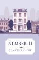 Couverture Numéro 11 Editions Penguin books 2015