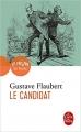 Couverture Le candidat Editions Le Livre de Poche (Le Théâtre de Poche) 2017