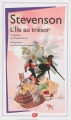 Couverture L'île au trésor Editions Flammarion (GF) 2013