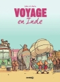 Couverture Voyage en Inde Editions Bamboo 2014