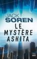 Couverture Le mystère Ashita Editions HarperCollins (Noir) 2017