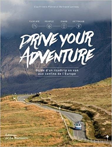 Couverture Drive Your Adventure
