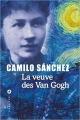 Couverture La veuve des Van Gogh Editions Liana Lévi (Littérature étrangère) 2017