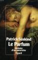 Couverture Le parfum Editions Fayard 1985