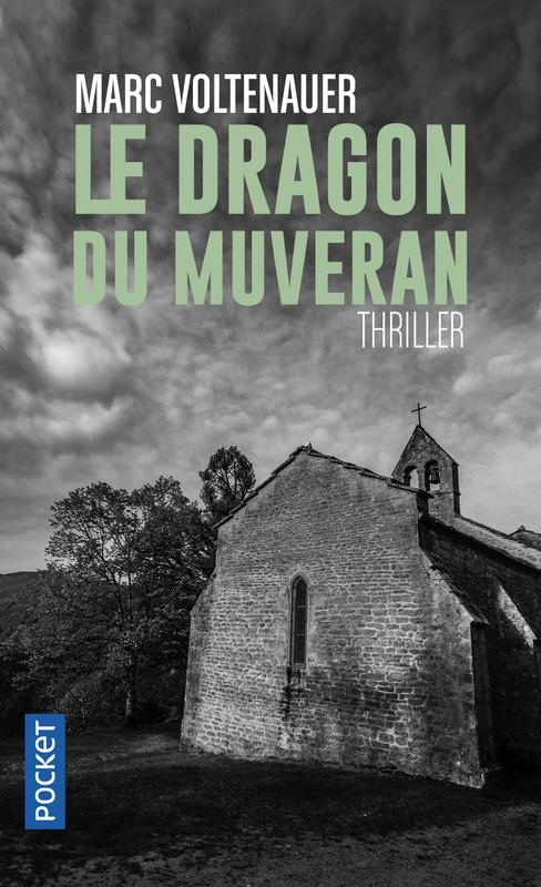 Couverture Le dragon du Muveran