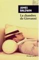 Couverture La Chambre de Giovanni / Giovanni, mon ami Editions Rivages (Poche - Bibliothèque étrangère) 1998