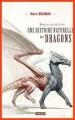 Couverture Mémoires, par Lady Trent, tome 1 : Une histoire naturelle des dragons Editions L'Atalante 2016