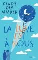 Couverture La Lune est à nous Editions Scrineo 2017