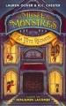 Couverture Le musée des monstres, tome 1 : La tête réduite Editions Hachette 2016