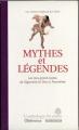Couverture Mythes et légendes, tome 6 : Les plus grandes textes de Gilgamesh et Shiva à Prométhée Editions CNRS 2010