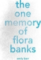 Couverture Flora Banks Editions Philomel Books 2017