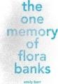 Couverture Flora Banks Editions Philomel Books 2017