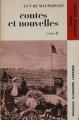 Couverture Contes et nouvelles, tome 2 (Larousse) Editions Larousse (Nouveaux classiques) 1974