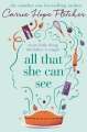 Couverture All That She Can See: Every little thing she bakes is magic Editions Sphere 2017