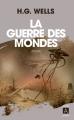 Couverture La guerre des mondes Editions Archipoche 2017
