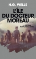 Couverture La machine à explorer le temps, L'île du Docteur Moreau Editions Archipoche 2017