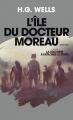 Couverture La machine à explorer le temps, L'île du Docteur Moreau Editions Archipoche 2017