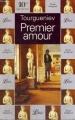 Couverture Premier amour Editions Librio 1994