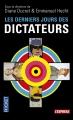 Couverture Les derniers jours des dictateurs Editions Pocket 2014