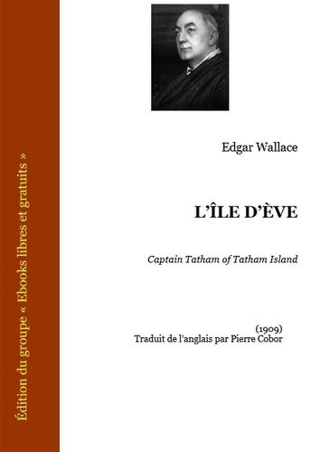 Couverture L'île d'Eve
