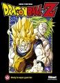 Couverture Dragon Ball Z : Les films, tome 08 : Broly le super guerrier Editions Glénat 2014