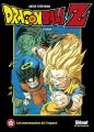 Couverture Dragon Ball Z : Les films, tome 09 : Les mercenaires de l'espace Editions Glénat 2014