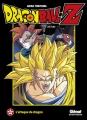 Couverture Dragon Ball Z : Les films, tome 13 : L'attaque du dragon Editions Glénat 2015