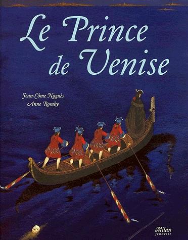 Couverture Le Prince de Venise
