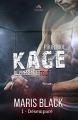 Couverture Kage, tome 1 : Désemparé Editions MxM Bookmark 2017