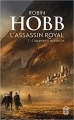 Couverture L'assassin royal, tome 01 : L'apprenti assassin Editions J'ai lu (Fantasy) 2011