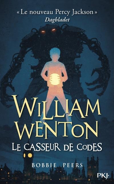 Couverture William Wenton, tome 1 : Le casseur de codes