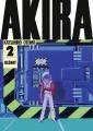 Couverture Akira (noir et blanc), tome 2 Editions Glénat 2017