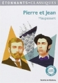 Couverture Pierre et  Jean Editions Flammarion (GF - Etonnants classiques) 2014