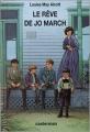 Couverture Le rêve de Jo March Editions Casterman 1994