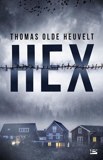 Couverture Hex