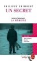 Couverture Un secret Editions Le Livre de Poche (Les classiques pédago) 2016