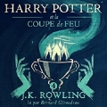 Couverture Harry Potter, tome 4 : Harry Potter et la coupe de feu Editions Pottermore Limited 2017