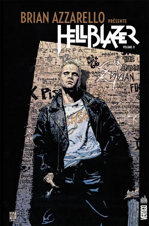 Couverture Brian Azzarello présente Hellblazer, tome 2
