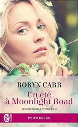 Couverture Les chroniques de Virgin River, tome 09 : Un été à Moonlight road