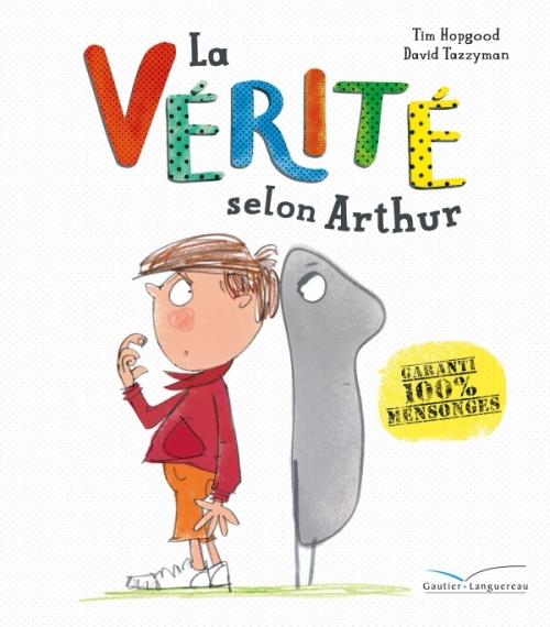 Couverture La vérité selon Arthur