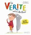 Couverture La vérité selon Arthur Editions Gautier-Languereau 2017
