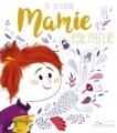 Couverture Mamie est partie Editions Gautier-Languereau 2017