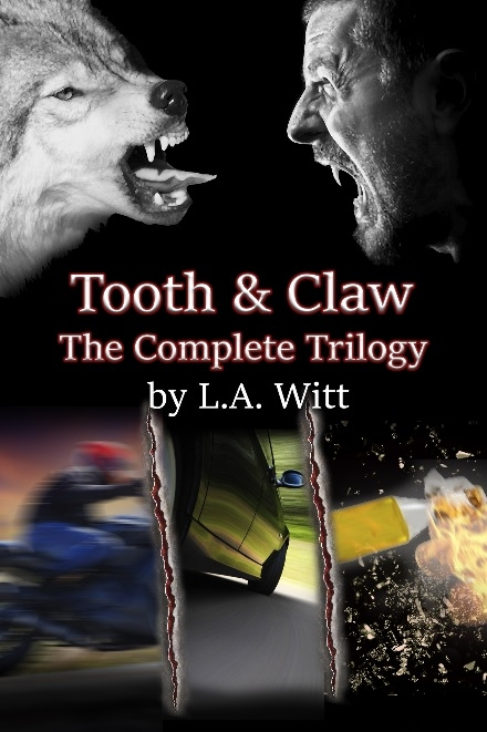 Couverture Tooth and claw, intégrale