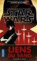 Couverture Star Wars : Liens du sang Editions Pocket 2017