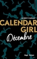 Couverture Calendar girl, tome 12 : Décembre Editions Hugo & cie (New romance) 2017