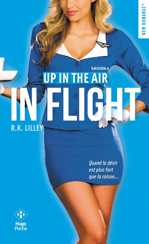 Couverture En l'air / Up in the air, tome 1 : En vol / In flight